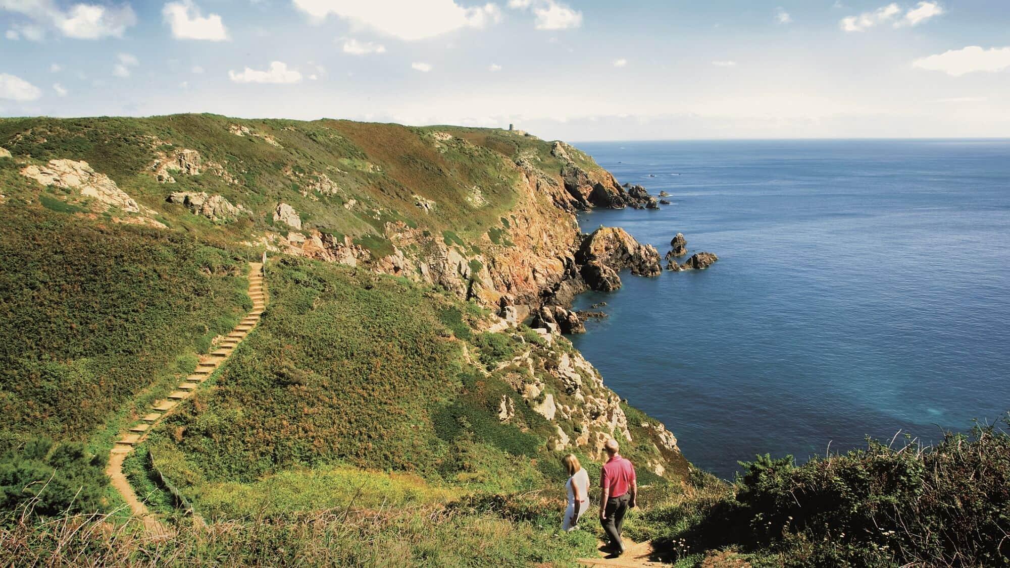 Guernsey Round Island Walk