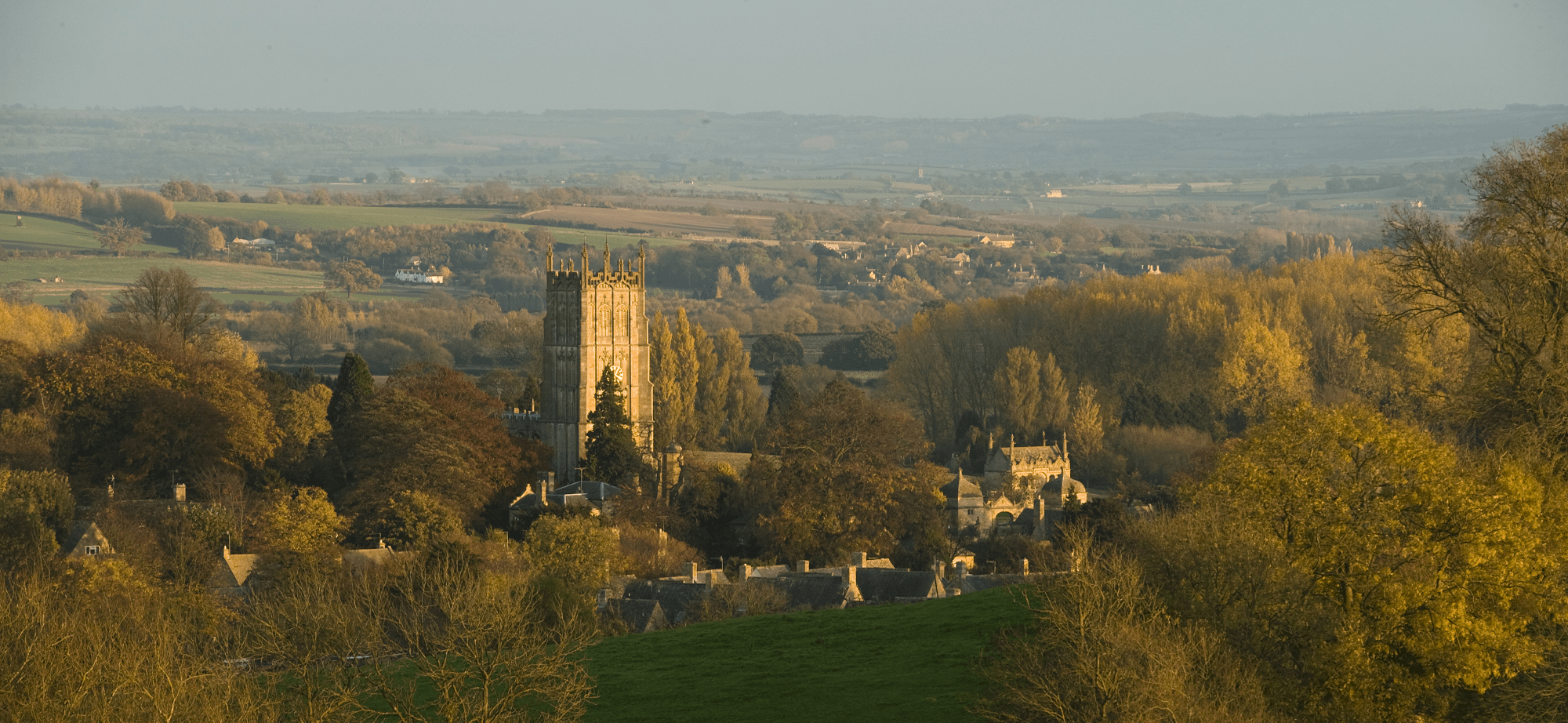 The town of Winchcombe