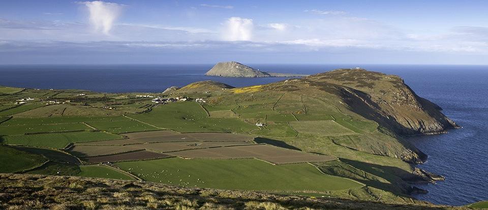 Llyn Coastal Path  Bardsey Island