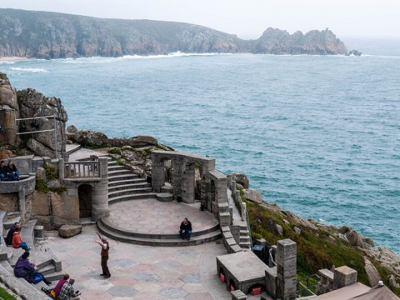 Minack Theatre _Neville Borg_ South Wales Coast Path