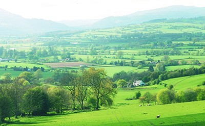 Offa's Dyke Path Organised Walking Holidays
