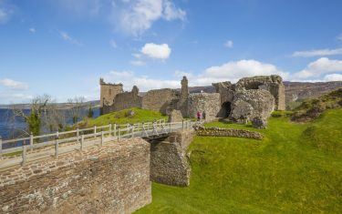 Urquhart Castle Loch Ness © Visit Scotland