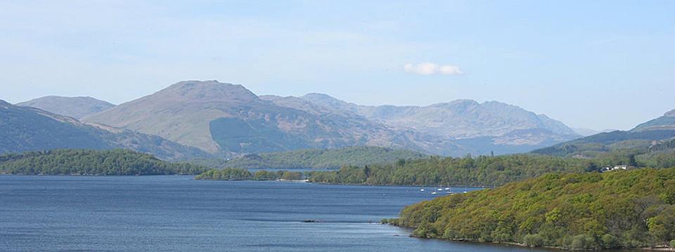 Walking West Highland Way