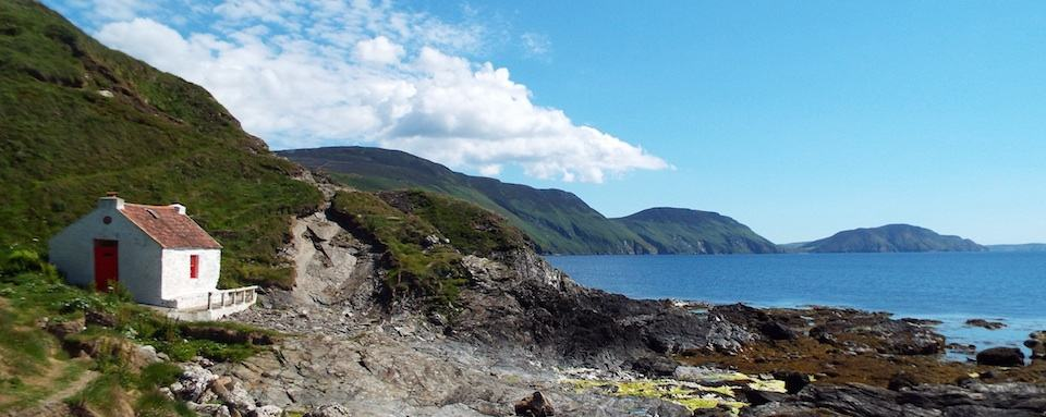 Isle of Man Coastal Path Niarbyl
