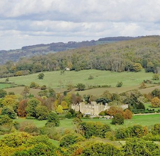Cotswold Way - Sudeley Castle