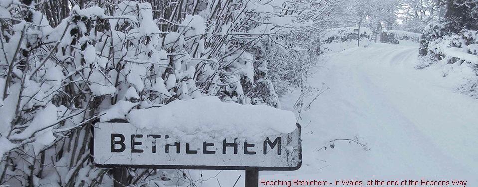 Bethlehem Wales UK