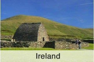 Ireland Walking Holidays