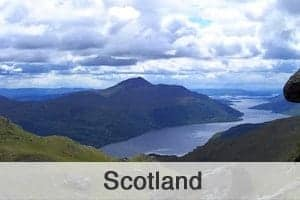 Scotland Walking Holidays