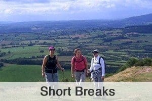 Short Break Walking Holidays