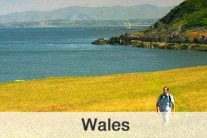 Wales Walking Holidays