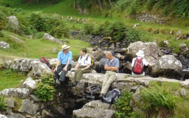 celtic trails walking holidays