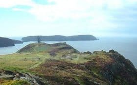 Milner's-Tower-Isle-Of-Man-Coastal-Path