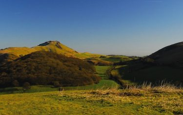 Shropshire Hills walking holiday
