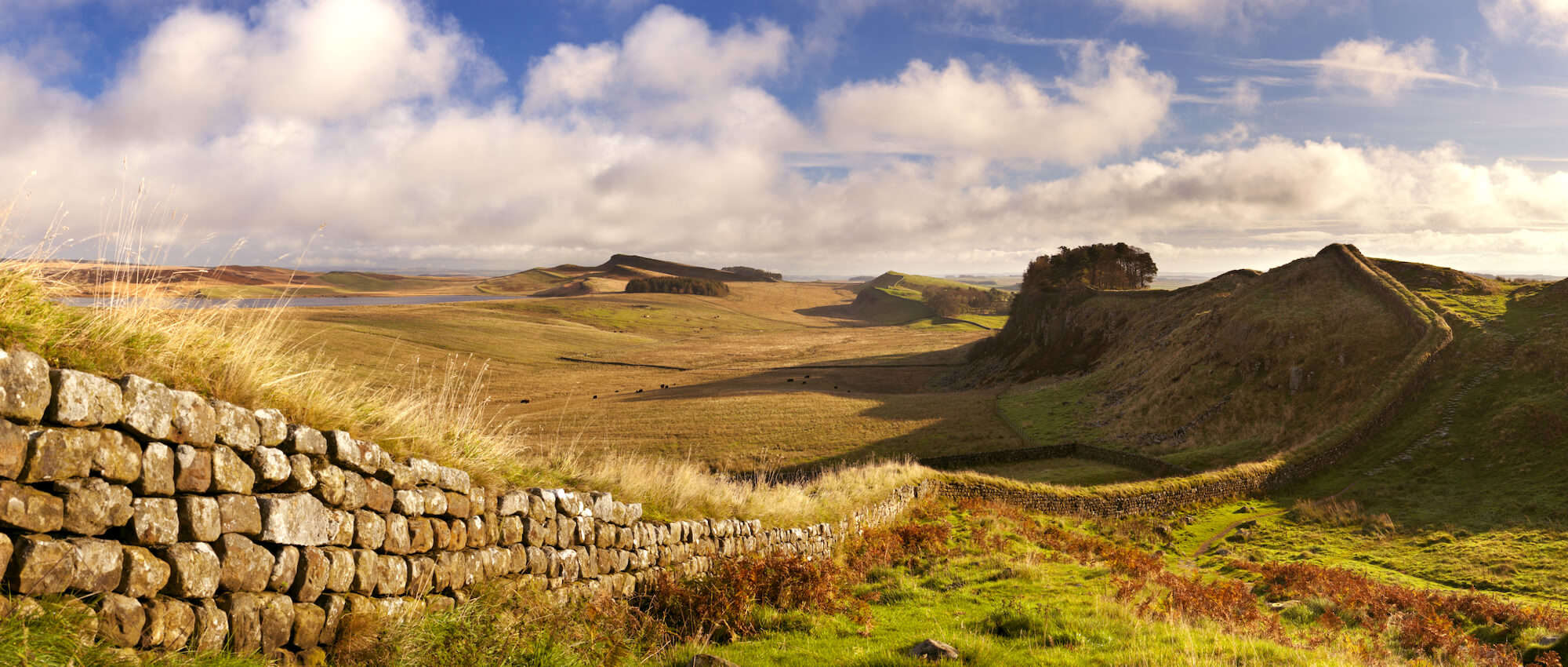 Hadrian's Wall Path Classic Plus Walking Holiday