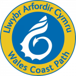 Wales Coast Path badge