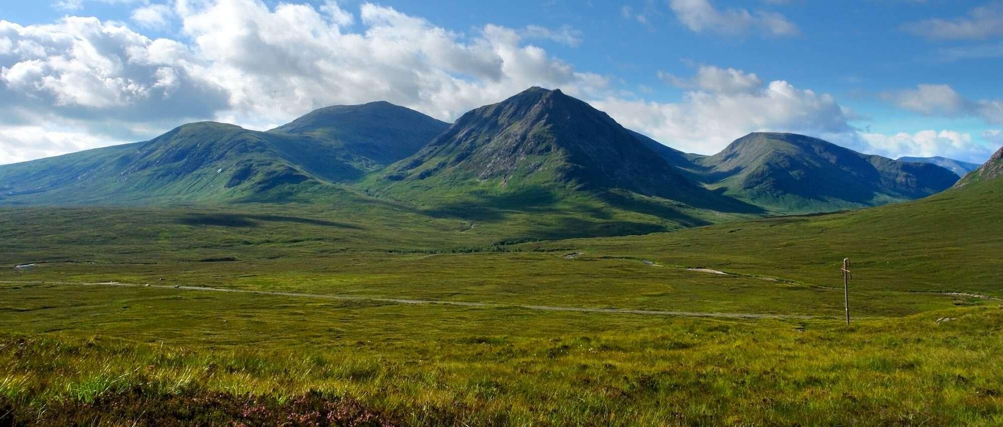 West Highland Way walking holidays