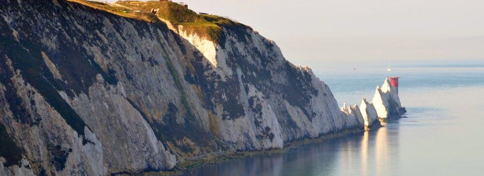 Isle of Wight Coast Path The Needles