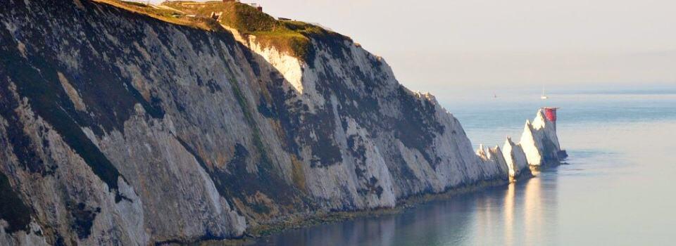 Isle of Wight Coast Path The Needles