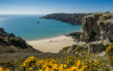Walking routes Guernsey