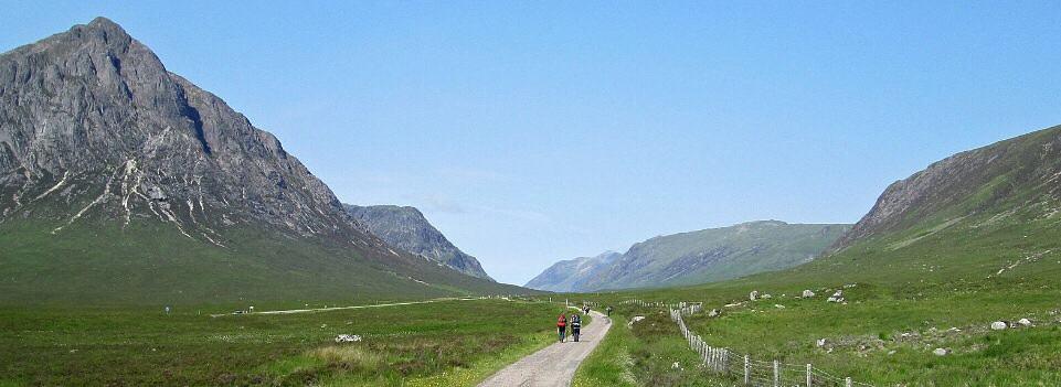 Glen-Coe-Walking-West-Highland-Way