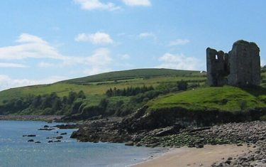 Minard Castle Walking Dingle Way
