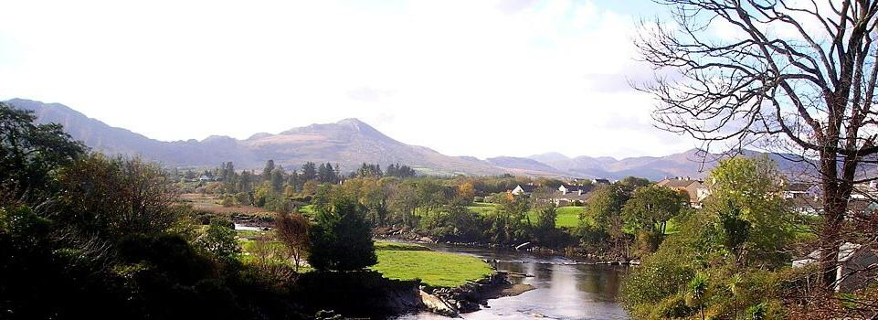 Sneem Walking Kerry Way