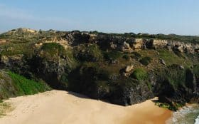 walking holidays in rota vicentina