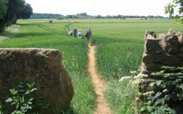 Walking Cotswolds-Way