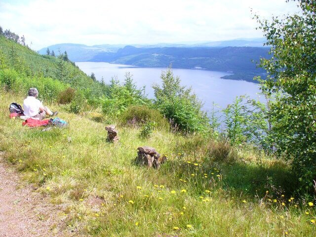 Loch-Ness-Great-Glen-Way