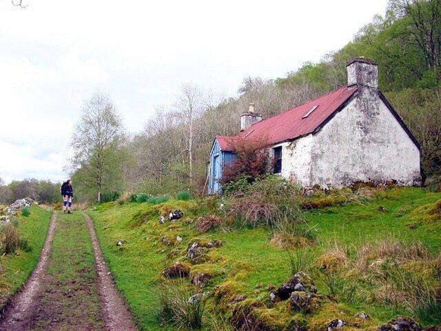 Loch Oich Great Glen Way