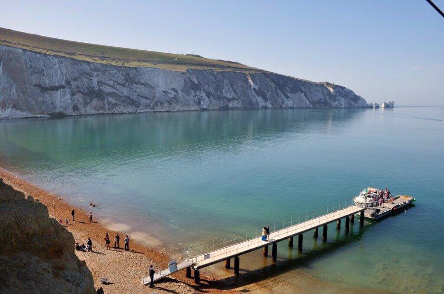 Alum Bay Chine-Isle-of-Wight-Coastal-Path