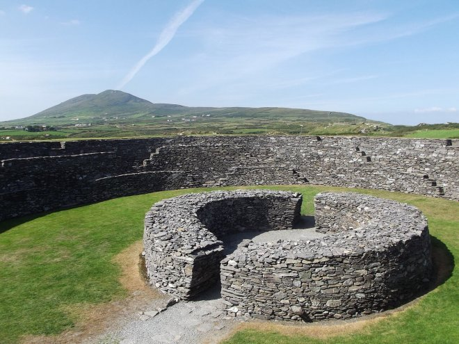 Cahergal Fort Kerry Way