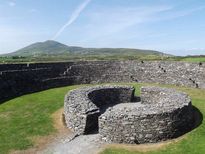 Cahergal Fort Kerry Way