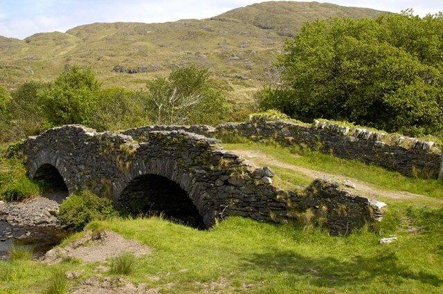 Cattercose Bridge Kerry Way