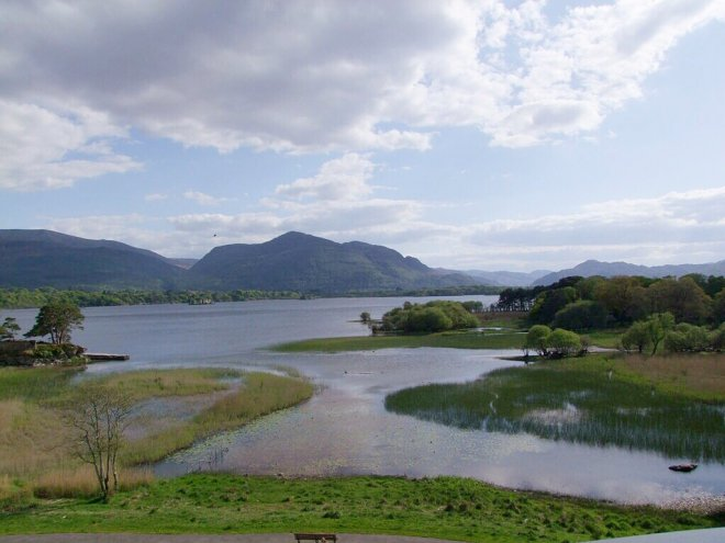 Lough Currane Kerry Way