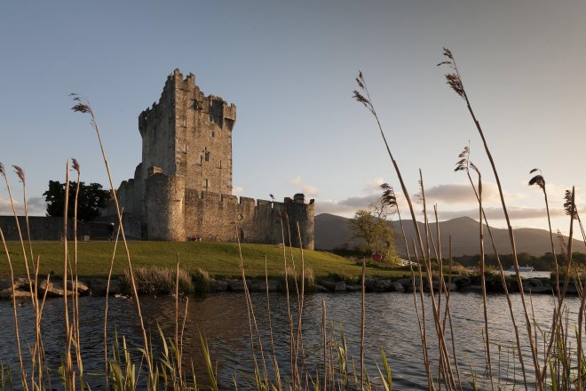 Ross Castle Kerry Way