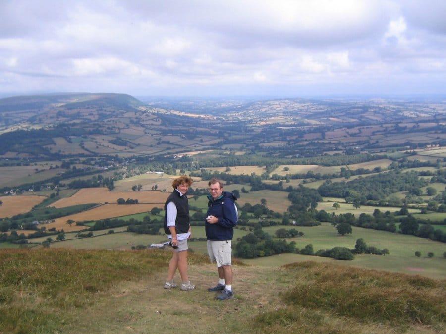 Black-Mountain-View-Offas-Dyke