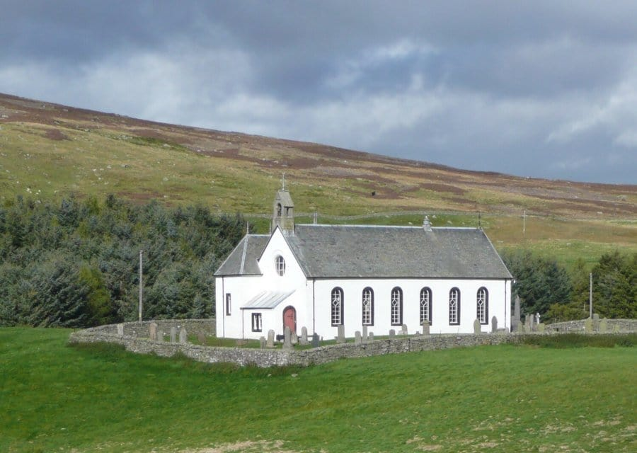 Amulree-Church-Rob Roy-Way