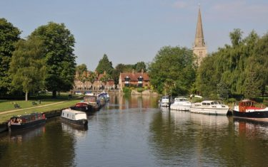 Abingdon-Thames Path