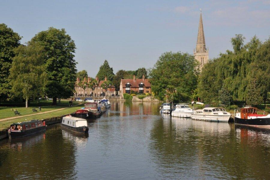 Abingdon-Thames Path