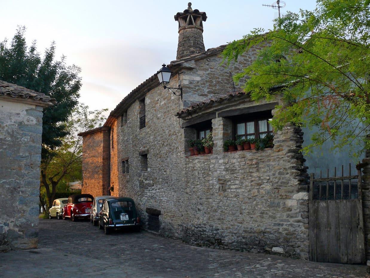 Walking Holidays in Aragon - Accomodation