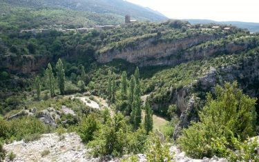 Rodellar-River-Mascun-Walking-Holidays-In-Aragon