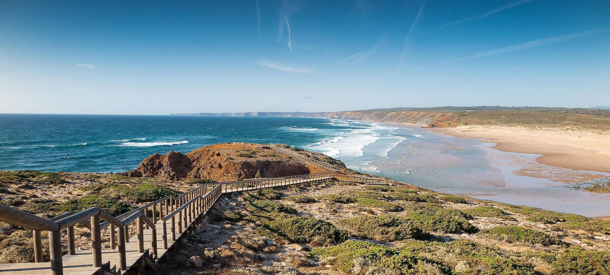 Rota Vicentina self-guided walking holidays, winter walking holidays in Europe
