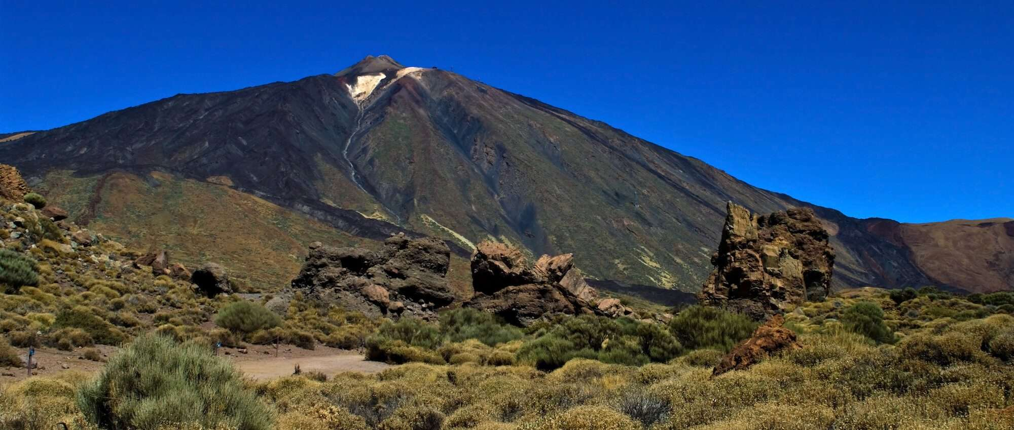 Walking Holidays in Tenerie - Mount- Teide