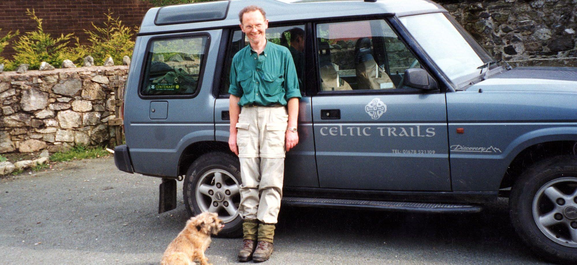 Angus Cunningham and Fergus