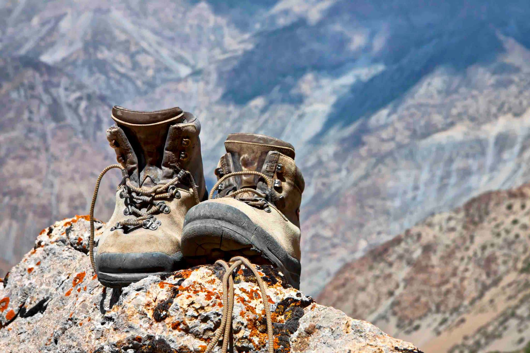 Celtic trails walking boots
