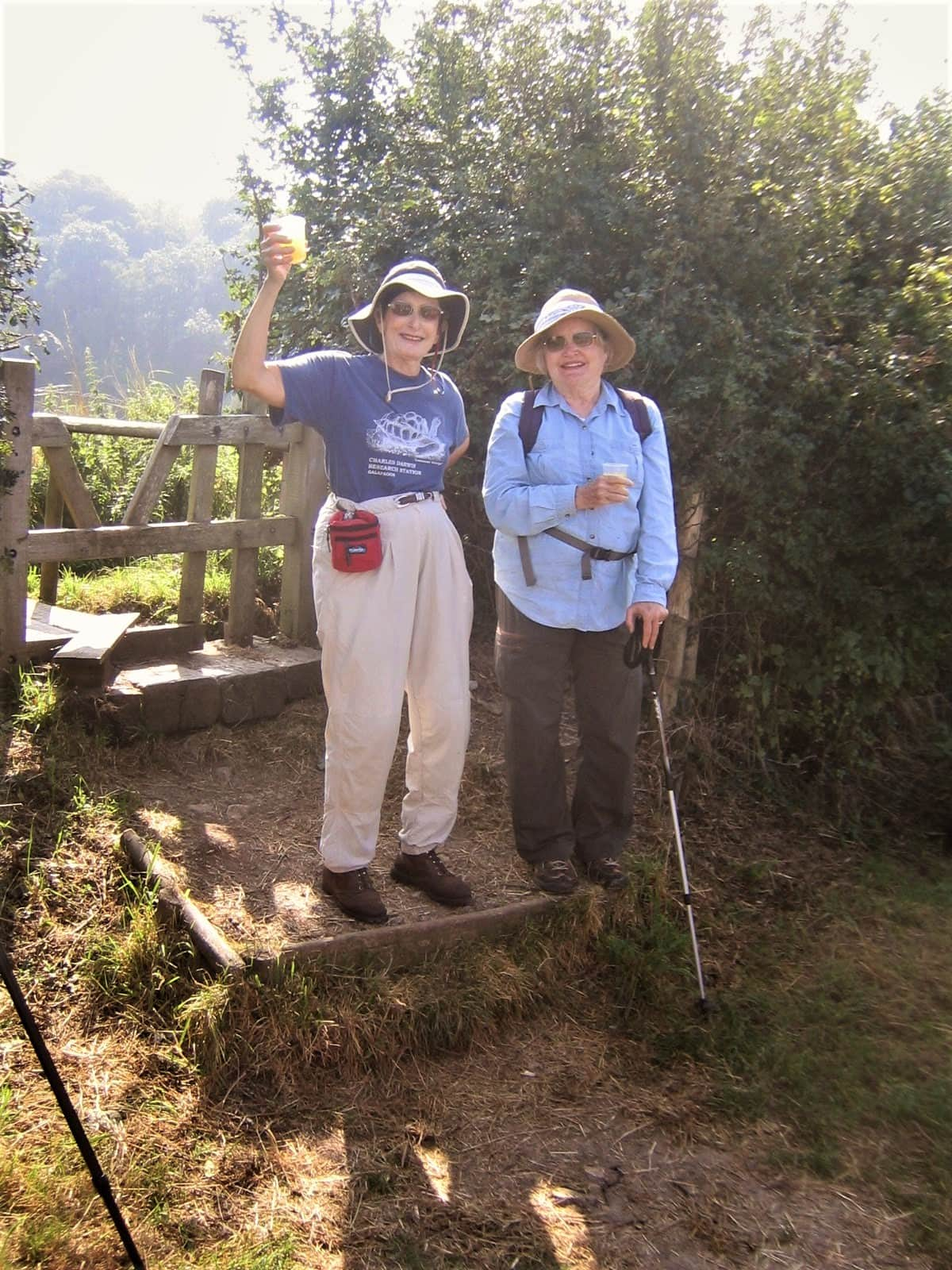 Finishing the Cotswolds Way