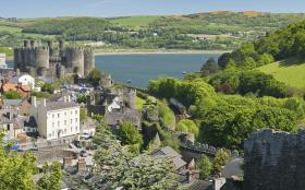 Conwy North Wales
