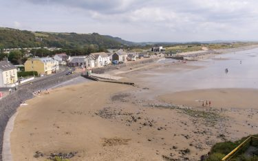 Image of Pendine Sands, Carmarthenshire, Wales