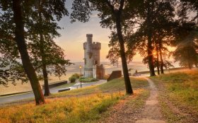 Image of Appley Tower, Isle of Wight, England